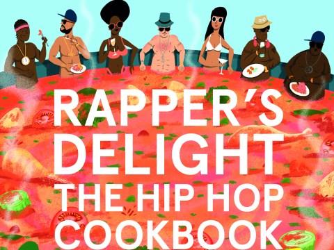 Rapper's Delight The Hip Hop cookbook is the biggest baddest cookbook on the block