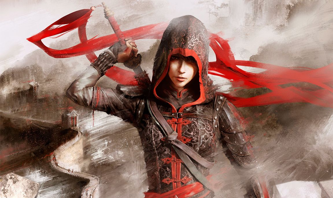 Assassin's Creed goes to China for season pass