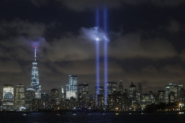 BESTPIX - Nation Prepares To Mark 13th Anniversary Of September 11th Attacks