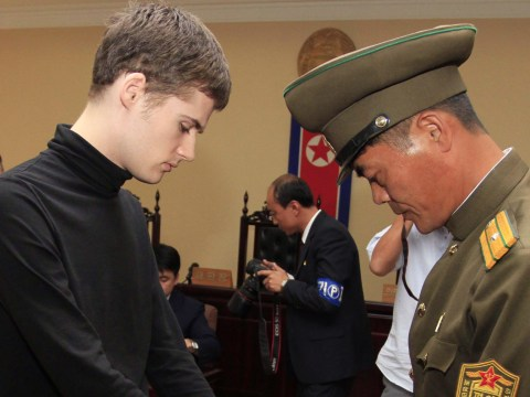 North Korea jails American tourist Matthew Miller for 'hostile acts'