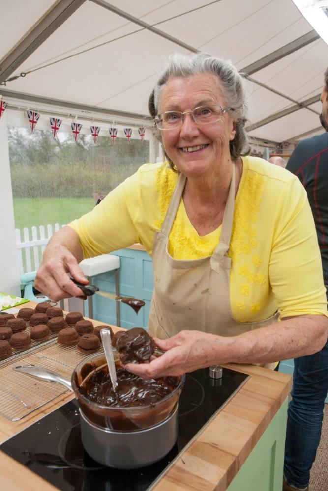 Great British Bake Off star Diana Beard's daughter accuses BBC of 'exploiting' her mum