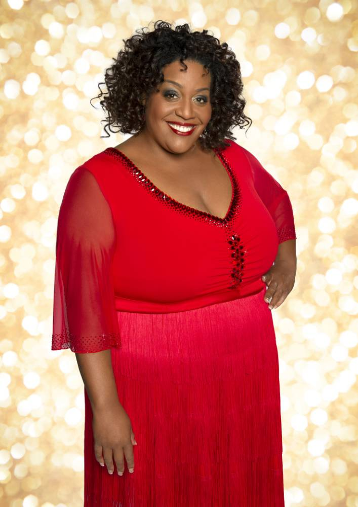 Alison Hammond Strictly Come Dancing