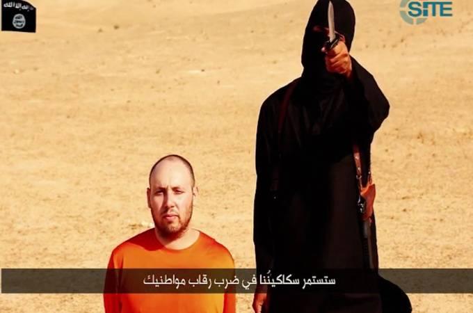 US journalist Steven Sotloff, Islamic State
