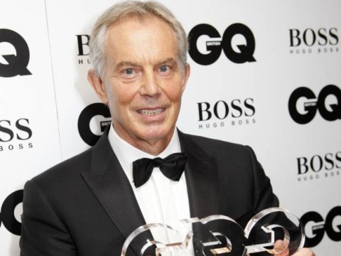 Tony Blair wins GQ award but not everyone is happy for him