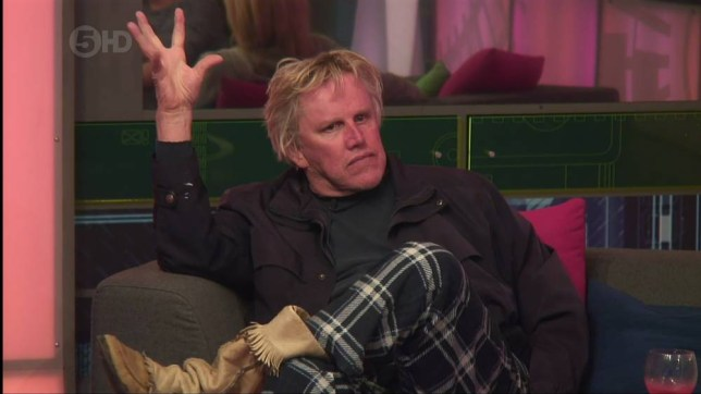 Celebrity Big Brother 2014 - Gary Busey
