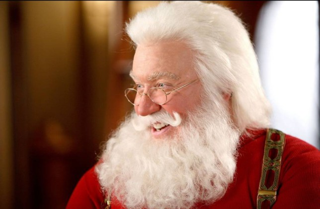 No Merchandising. Editorial Use Only. No Book Cover Usage.. Mandatory Credit: Photo by Snap Stills/REX (2110194f).. Scott Calvin Tim Allen is back as Santa Claus in the hilarious new adventure,.. The Santa Clause 3: the Escape Clause - 2006.. ..