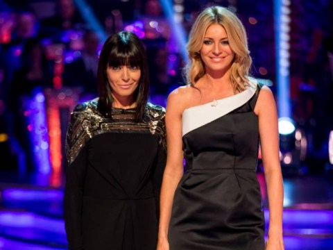 Strictly Come Dancing 2014: Tess Daly and Claudia Winkleman make their co-presenting debut