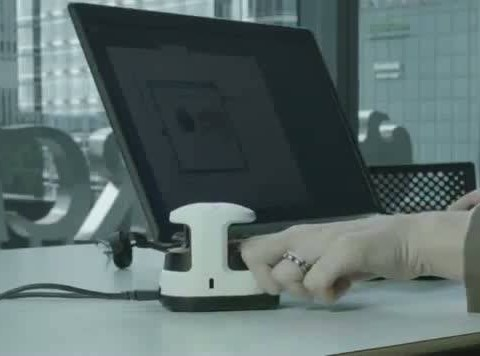 Goodbye, PIN codes: Barclays to unveil biometric finger-scanner technology