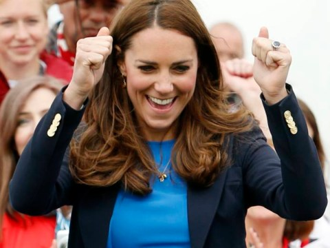 11 times Kate Middleton and Prince William looked ridiculously smug because they knew she was pregnant