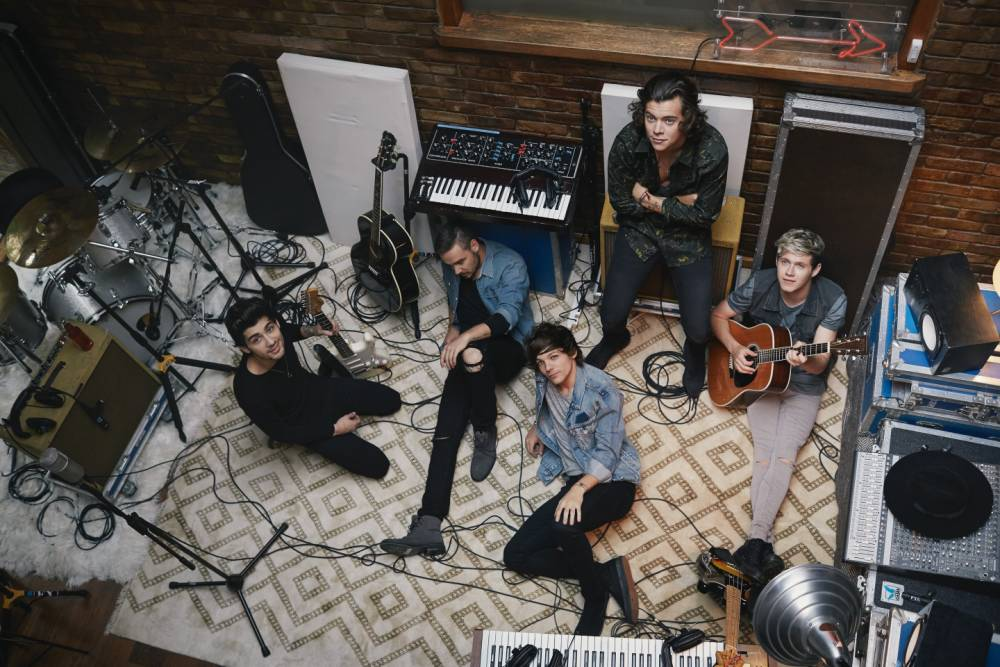 One Direction promise new album Four will be the story of their lives