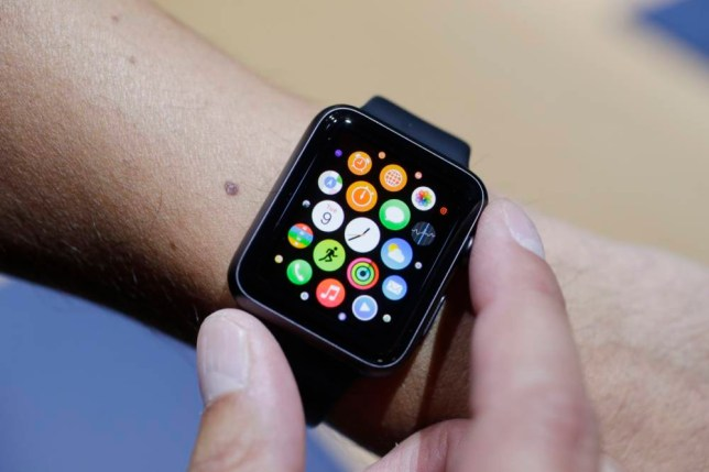 Apple Watch, driver
