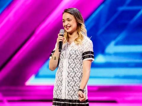 X Factor 2014: Contestant Lauren Platt is so good Mel B wants to slap her