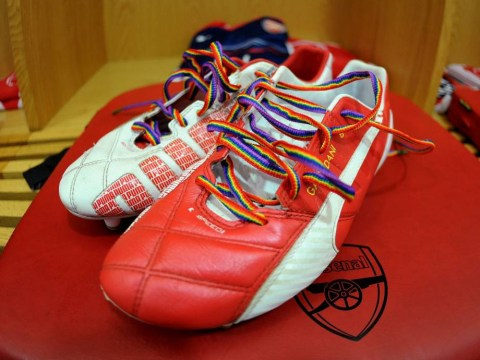 Stonewall and Paddy Power's rainbow laces and words are not enough to rid football of bigots