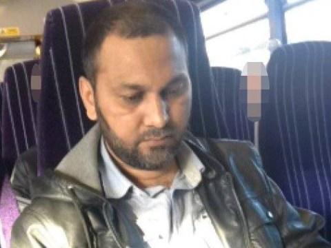 Train sex attacker rumbled after teenage victim secretly took his photo