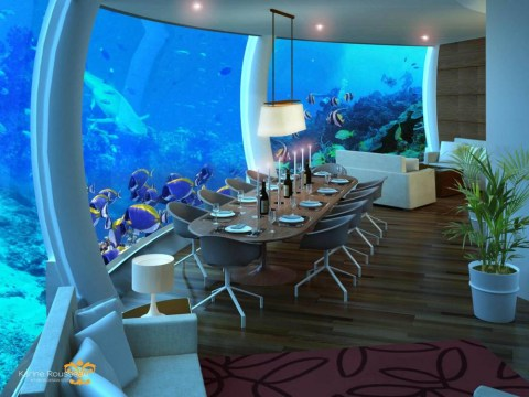 No vacan-sea at underwater hotel that has kept 150,000 guests waiting for 13 years