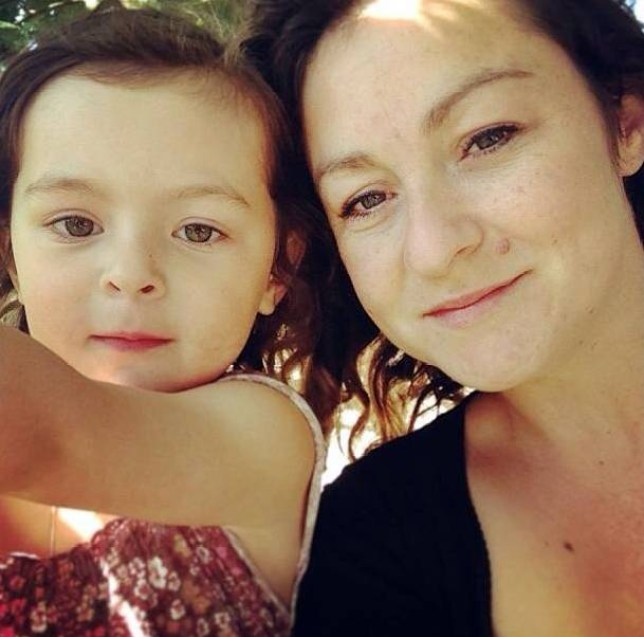 Maisy with her mother Emma. Maisy Vignes, 4, a girl who stunned the medical world and her mother Emma Vignes, 31, of Tramore, Ireland, by being born without a drop of blood in her body is doing well in her first weeks at primary school after miraculously making a full recovery.