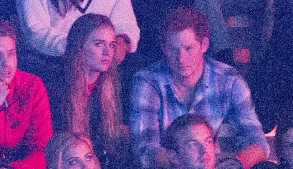 Prince Harry and Cressida Bonas spotted on Kensington cinema date, but does this mean they're back together?