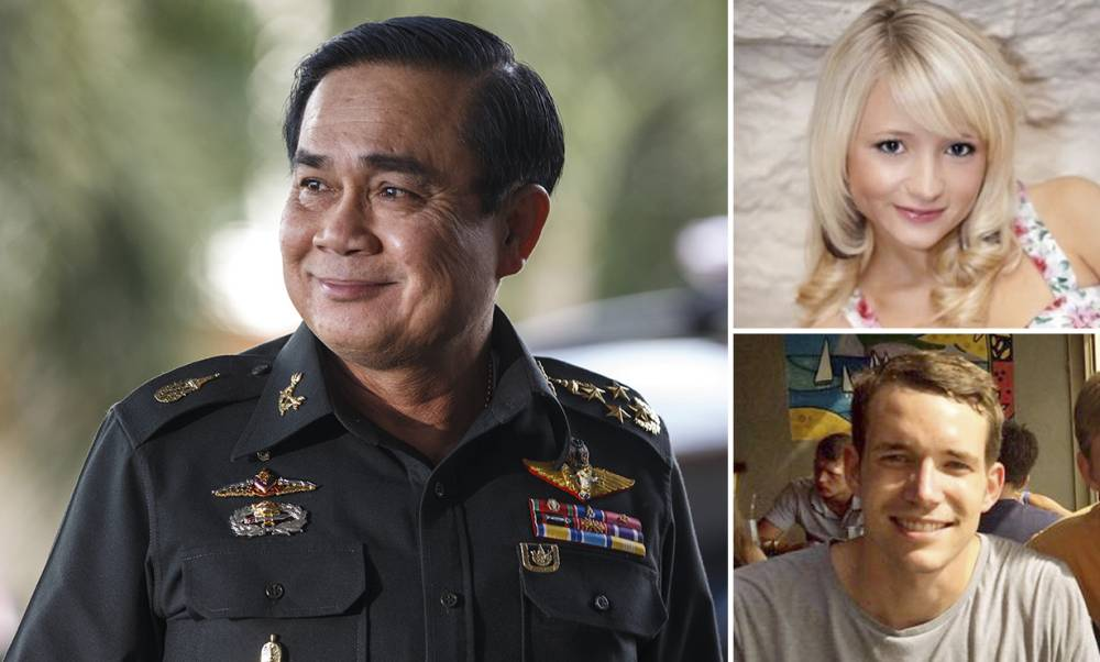 Thailand murders: PM says only ugly girls will be safe in bikinis