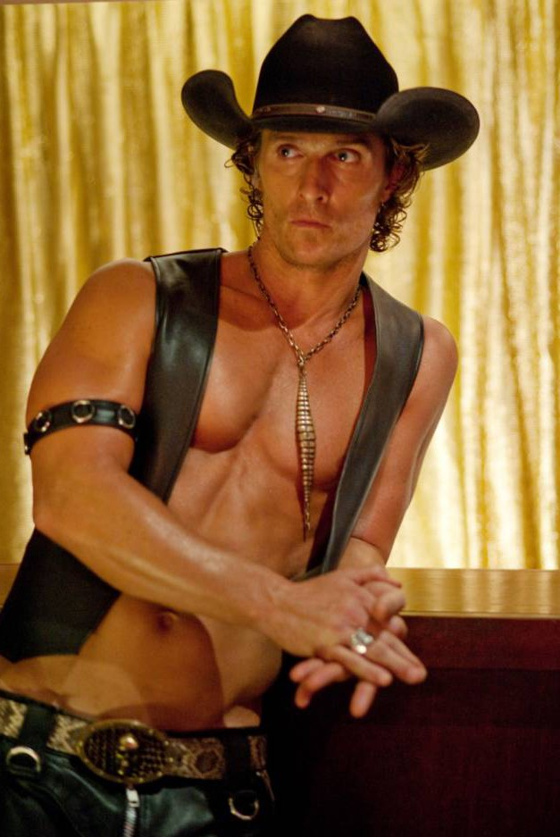 Magic Mike: Matthew McConaughey won't be in second film – Magic Mike XXL