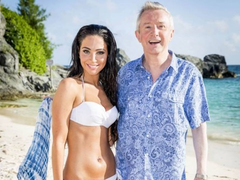 The X Factor 2014: Tulisa Contostavlos gives Cheryl Cole a run for her money in skimpy bikini