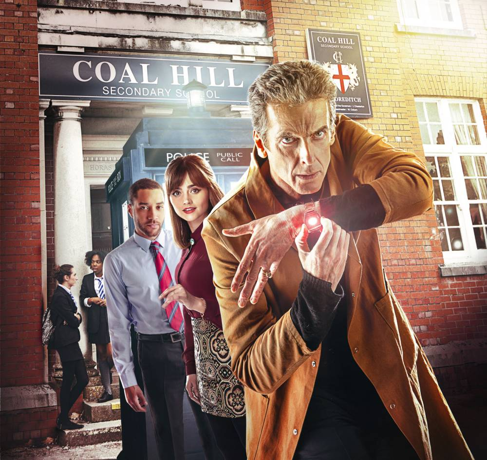 Doctor Who season 8, episode 6: The Caretaker – Danny Pink saves the world