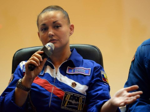 Russia's first female cosmonaut in 17 years angry after being repeatedly asked questions about her hair