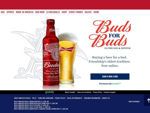 Here's a Facebook post ALL your friends will like… free beer