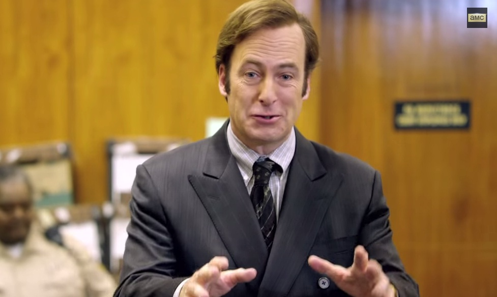Can we get an 'amen' for this new Better Call Saul teaser?