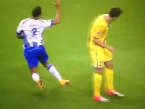 Porto's Danilo takes horrendous dive in Champions League drubbing of BATE Borisov