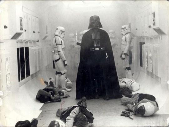 Darth Vader, Scottish Independence