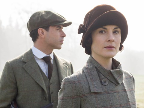 Downton Abbey, season five, episode one: Things got hot and steamy in the series opener