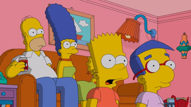 The Simpsons, Sam Simon