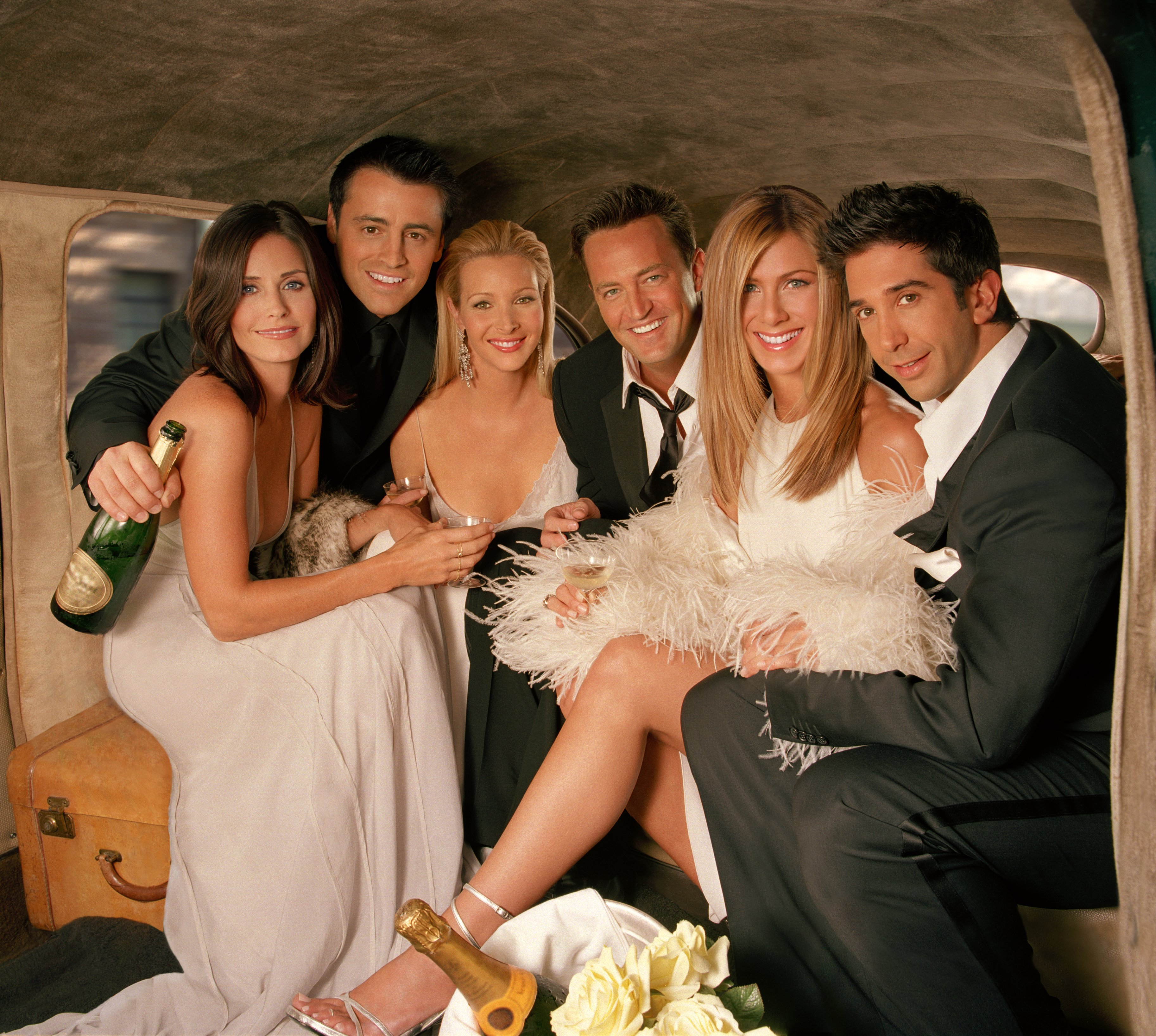 As Friends celebrates its 20th anniversary: 19 Friends facts you ACTUALLY really didn't know