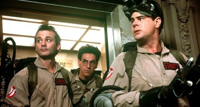 Ghostbusters (Picture: Rex)
