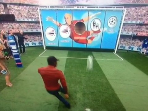 Emile Heskey shows he's still got it with appearance on Soccer AM