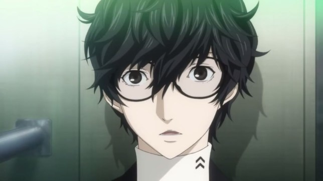 Persona 5 - the face of fans finding out it was coming to PS4