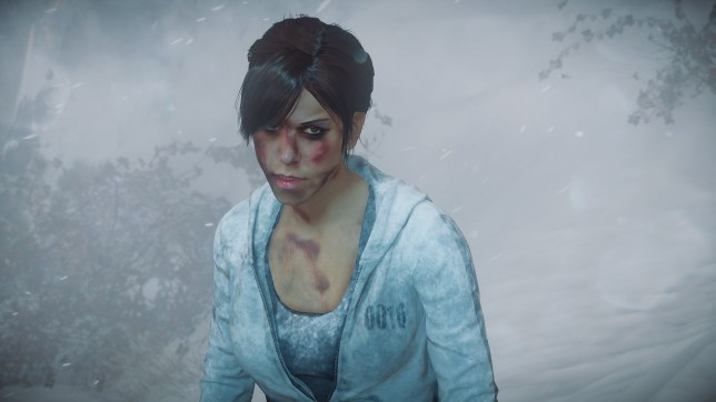 inFamous: First Light (PS4) - the dialogue isn't very good, but the actress playing Fetch gives it her all