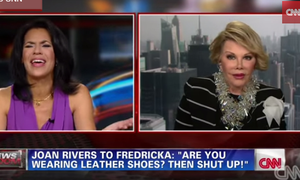 Joan Rivers dies: Here are some of the comedian's most memorable on-camera moments