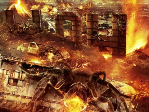 Forget Sharknado, Lavalantula is going to blow your minds