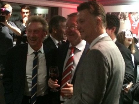 Louis van Gaal says Ryan Giggs can replace him as Manchester United manager
