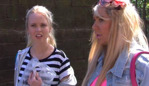 Hollyoaks: Myra McQueen returns to help pregnant Theresa McQueen's crazy prison break plan