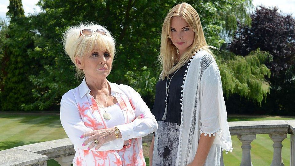 EastEnders: Peggy Mitchell makes shock return with a pregnant Ronnie and is out to stop the wedding