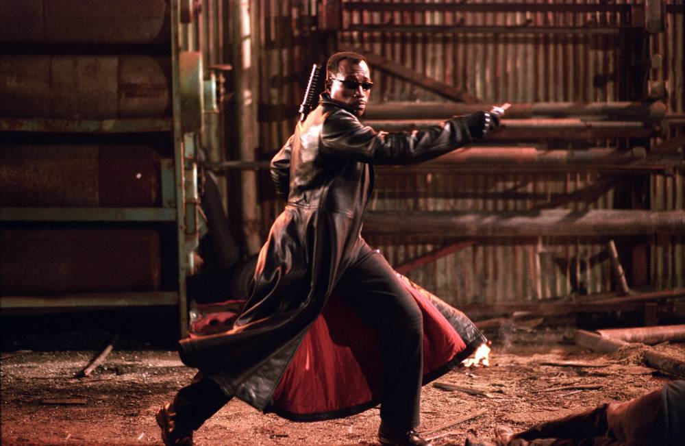 Wesley Snipes to return to Blade role as part of his 'comeback'?