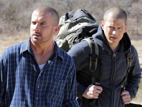 Dominic Purcell says Prison Break reboot is 'real heavy s**t'
