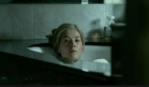 Gone Girl: Rosamund Pike admits she can 'understand' sociopath character Amy Dunne