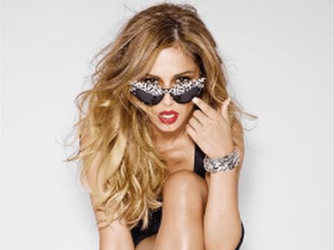 Cheryl Fernandez-Versini whets her fans' appetites with sneak peak of sassy 2015 calendar
