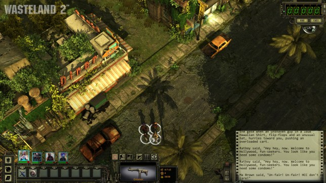 Wasteland 2 (PC) - this is what Fallout used to look like