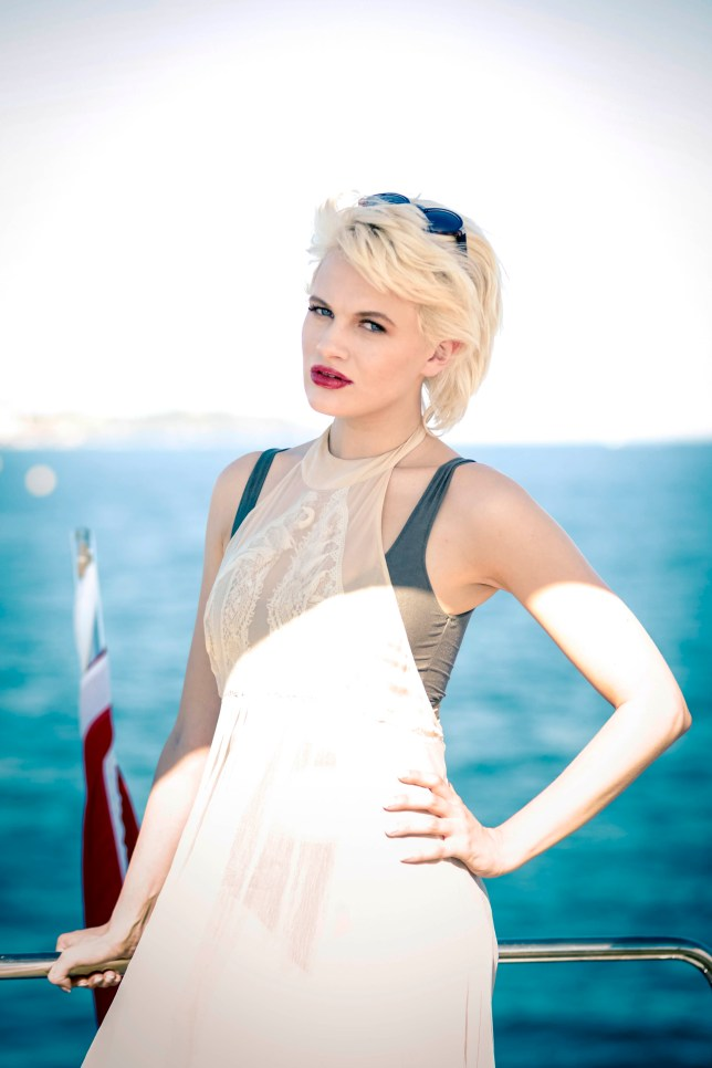The X Factor 2014 - Chloe Jasmine (Picture: Thames/Syco)