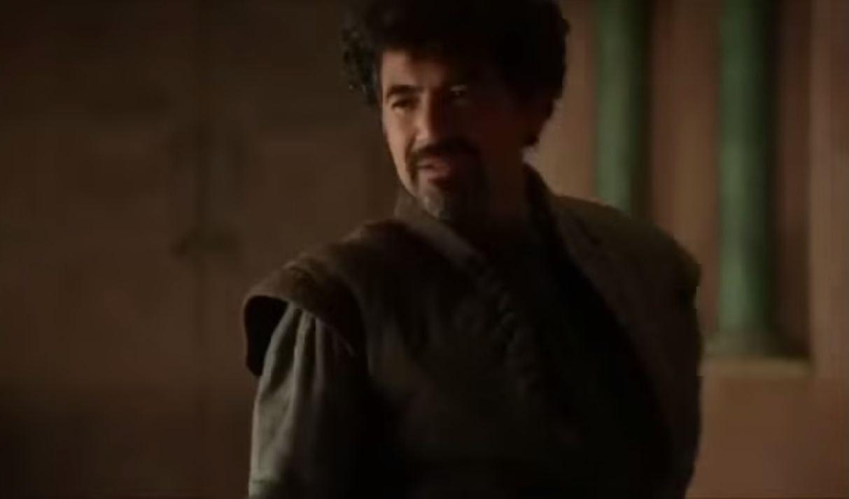 Miltos Yerolemou as Syrio in Game Of Thrones will star in Star Wars Episode 7
