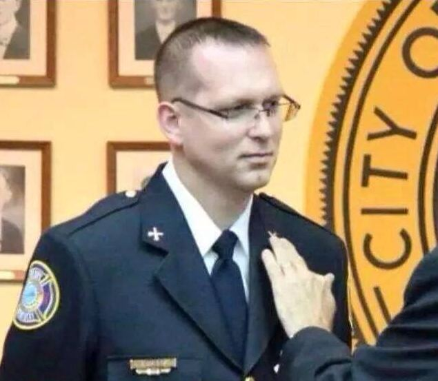 Firefighter electrocuted during ice bucket challenge dies from his injuries
